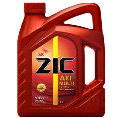 Масло транс. ZIC DEXRON ATF Multi LF (4 л.) для АКПП