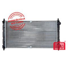 """Радиатор охлаждения 21213 (алюм.) """"ПОАР"""""""