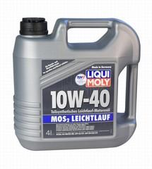 Масло моторное LIQUI MOLY 10W-40 MoS2 A3/B3 (4л.) п/синт.