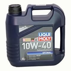 Масло моторное LIQUI MOLY 10W-40 Optimal A3/B3 (4л.) п/синт.